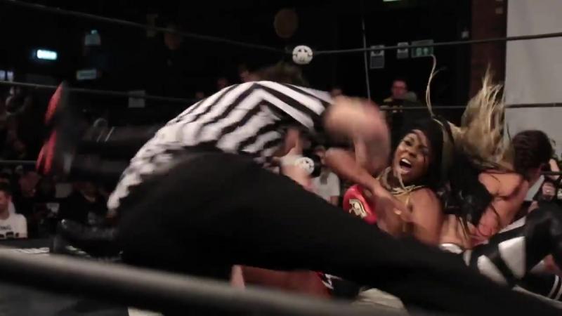 Millie McKenzie vs Candyfloss vs Chakara vs Charlie Morgan vs Laura Di Matteo Progress Womens Title 1 Contendership Five
