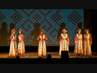 Народный ансамбль мордовской песни