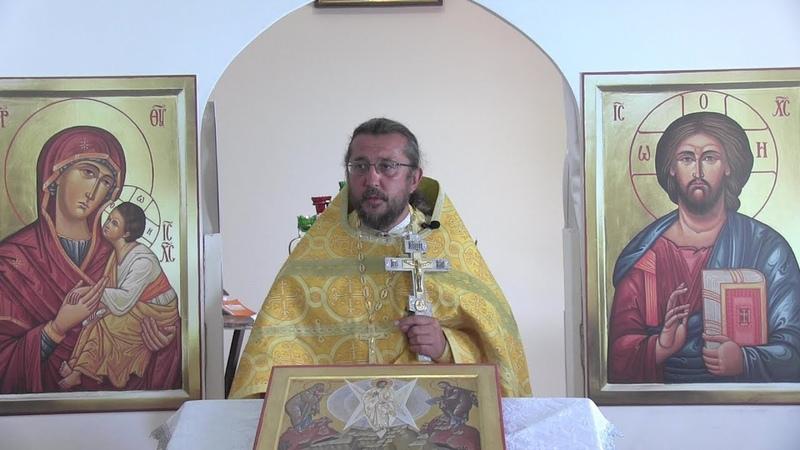 Проповедь на Обретение мощей преподобного Сергия Радонежского. Священник Игорь Сильченков