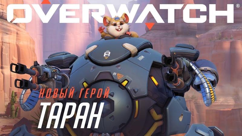 Знакомьтесь: Таран | Overwatch (RU)