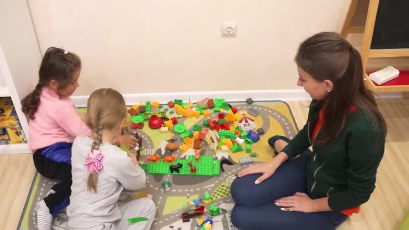 Детская игровая комната в стоматологии «Виртуоз» в Воронеже