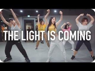 1Million dance studio The Light Is Coming - Ariana Grande (ft. Nicki Minaj) / Soi Jang Choreography