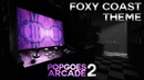 POPGOES Arcade 2 Soundtrack - Foxy Coast Theme