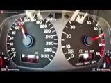 0-310 км.ч в исполнении 1100+ л.с. VW Golf II