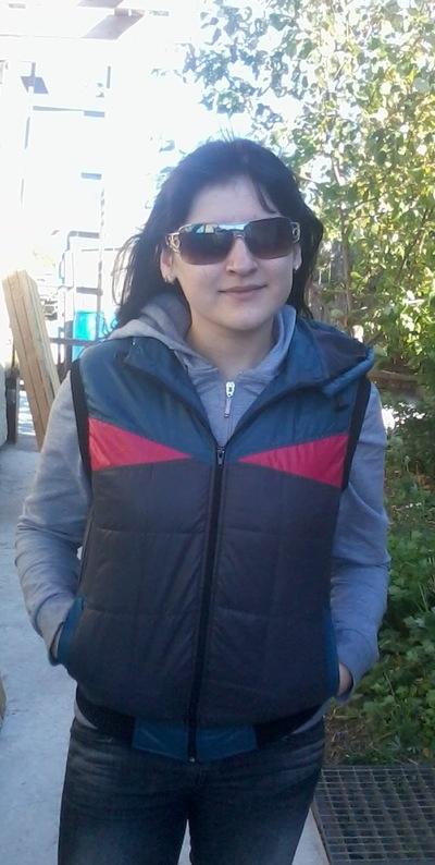 Polina Sashkina, 6 февраля 1994, Нягань, id219484463