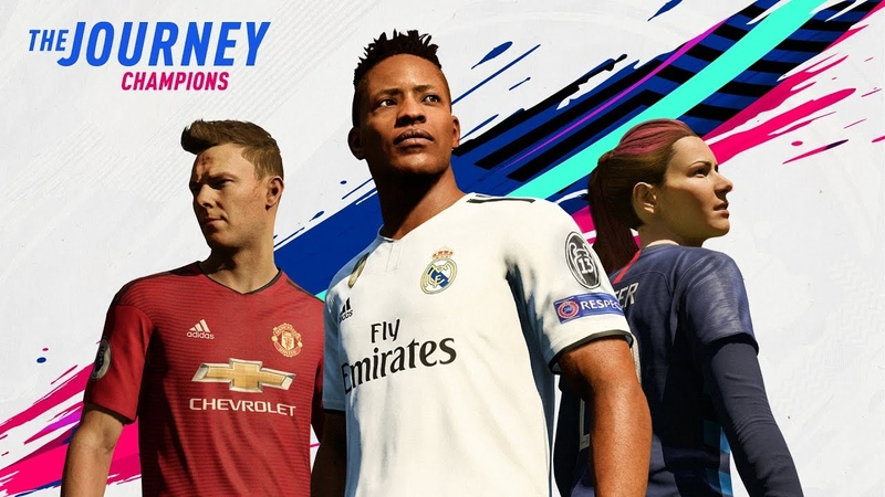 FIFA 19   The Journey: Champions   Official Story Trailer ft. Hunter, Neymar, De Bruyne