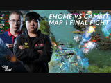 EHOME vs Gambit Map 1 Final Fight