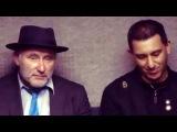 Jah Wobble and Aziz Ibrahim Strummercamp Festival 2014 Mike-Drop Interview