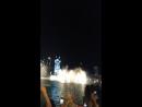 фонтаны и Бурдж-Халифа. Дубай 2018