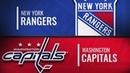 New York Rangers - Washington Capitals | Oct. 17, 2018 | Game Recap | НХЛ Обзор матча | HD