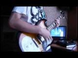 BECK Mongolian Chop Squad OST My World Down_Gamer2RuTec_Guitar Cover TAB