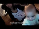 Richie, Sarady and Baby Aiden [Part 2] - YouTube