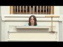 Оригинальный дуэт - гусли и орган. 25.04.18