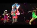 Natalia Oreiro Me muero de amor ремикс  Rostov-on-Don 18.11.14
