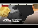 [НОВАЯ СЕРИЯ] Miraculous Ladybug   Леди Баг и Супер-Кот – Сезон 2, Серия 11   «Горизилла» (НА АНГЛИЙСКОМ)