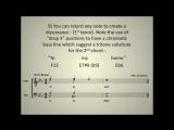 A Capella Jazz Vocal Arrangement Lesson