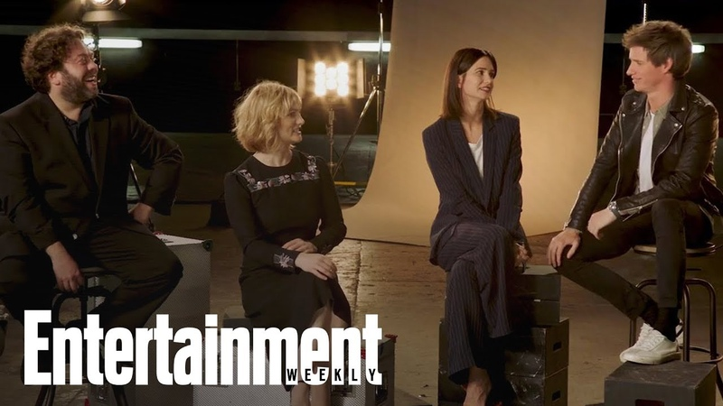 'Fantastic Beasts: The Crimes Of Grindelwald': Inside The Magic | Cover Shoot | Entertainment Weekly