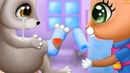 Fun Pet Care Game - Play Kitty Meow Meow City Heroes - Save The Pet Cats To The Rescue Game