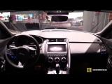 2018 Jaguar E-Pace P300 AWD R-Dynamic - Exterior and Interior Walkaround - 2018 New York Auto Show