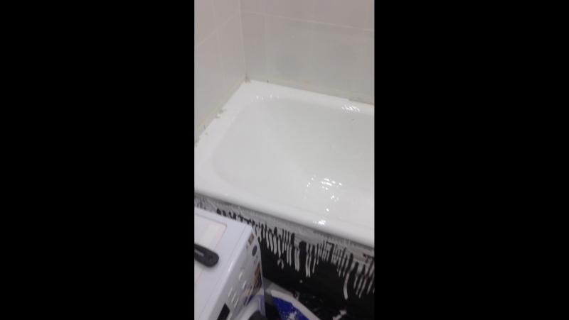 Реставрация ванны на Пушкина завершаете