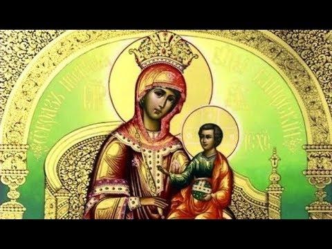 Церковный календарь 3 мая 2018г. Кипрская икона Божией Матери (392).