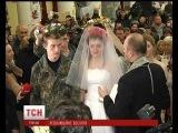 На Майдані відгуляли перше революційне весілля
