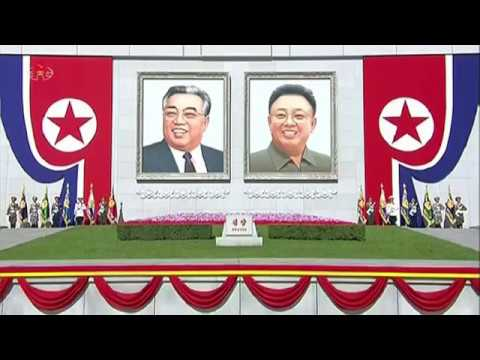 KCTV Day of the Foundation of the Republic — Military and Civilian Parade in DPRK 09.09.107 (2018)