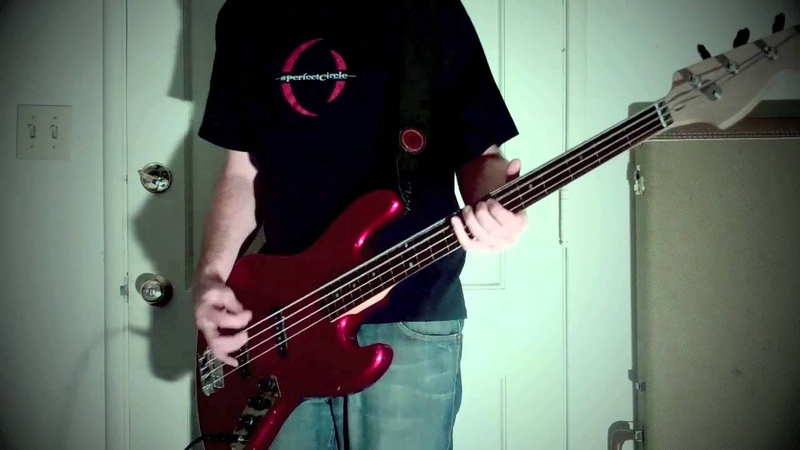 Nirvana Sifting Bass Cover