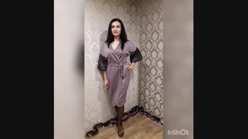 👗 платье халат