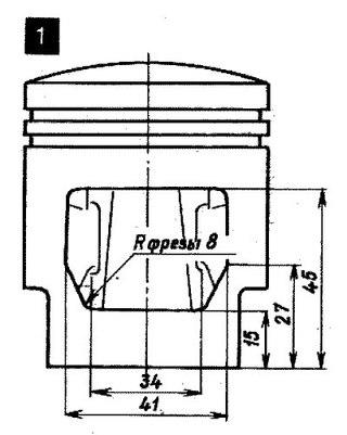 12 — лепесток клапана