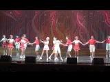 ЗАДОРНЫЕ ДЕТСКИЕ ТАНЦЫ.  РОВЕСНИК - ансамбль танца / Perky Baby Dance. Rovesnik - Dance Ensemble