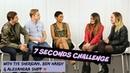 7 SECONDS CHALLENGE ft Alexandra Shipp Ben Hardy Tye Sheridan K4U