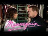 Mannequin starring Victoria Beckham &amp James Corden