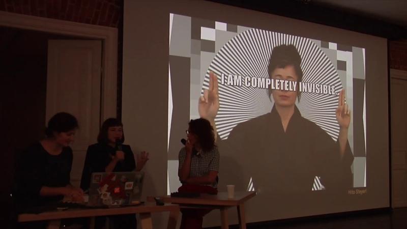 19.09.2017Public Talk: Lucrezia Calabro Visconti Vera Martynov