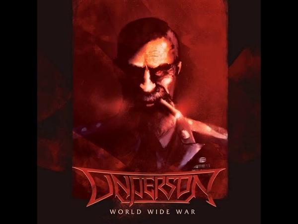 MetalRus.ru (Heavy / Thrash Metal). UNPERSON — «World Wide War» (2018) [Full Album]
