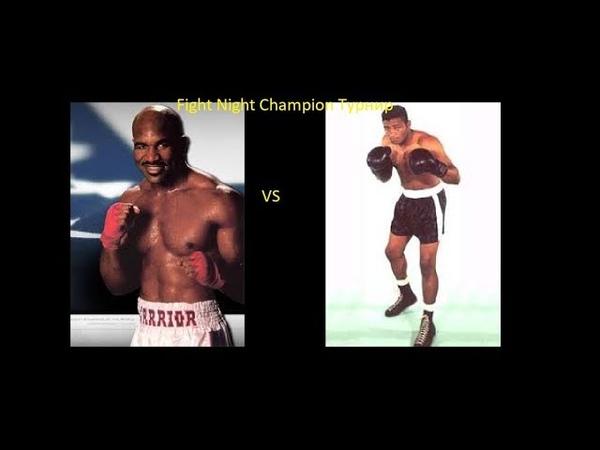 Fight Night Champion Турнир Эвандер Холифилд - Флойд Паттерсон (Evander Holyfield - Floyd Patterson)