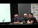 Scott Snyder Greg Capullo on DC Metal at Orlando Megacon 2017