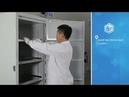 Установка backup системы охлаждения с использованием CO2 на морозильник HAIER