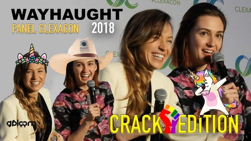 Wayhaught Clexacon 2018 HD CRACK EDITION