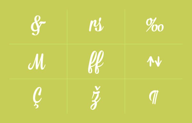 Download MissionScript Personal License font (typeface)