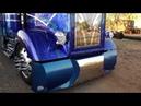 Шикарный Kenworth 900 custom