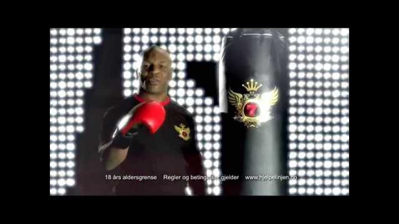 Майк Тайсон Великий боксер нокаутер актер Ранний и поздний Тайсон Откусил ухо Х ...