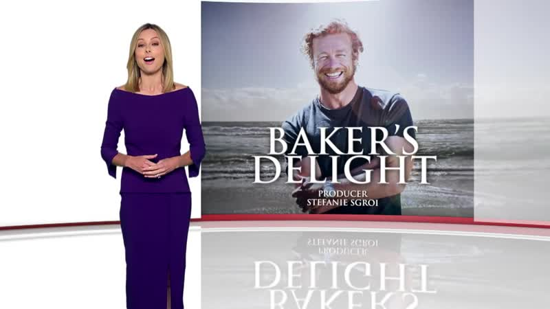 Bakers Delight - At home with Aussie actor Simon Baker ¦ 60 Minutes Australia
