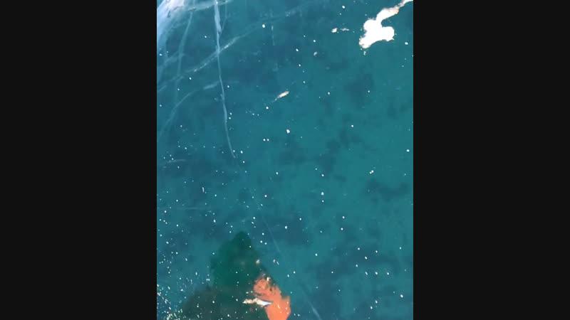 Лёд Байкала. Растягивая удовольствие