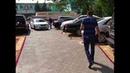Необыкновенный паркинг в Ереване Паркинг выстелили коврами