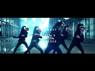 [VK][23.03.2018][Teaser] 몬스타엑스(MONSTA X) - JEALOUSY