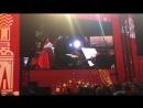 Звучит русская Калинка на Красной площади в исполнении звезд мировой оперы в поддержку ЧМ2018