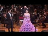 Виктория Оганисян - Верни мне музыку - оркестр министерства обороны РФ