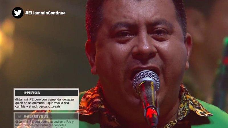 ElJamminContinúa Los Mirlos Chinito con onda Sonido amazónico
