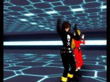 [MMD] Harlock and Yuki Remote Control